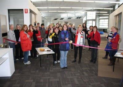 Riley St BER Opening