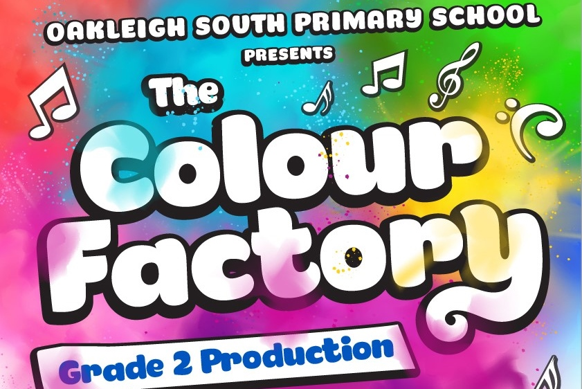 Year 2 Production: The Colour Factory