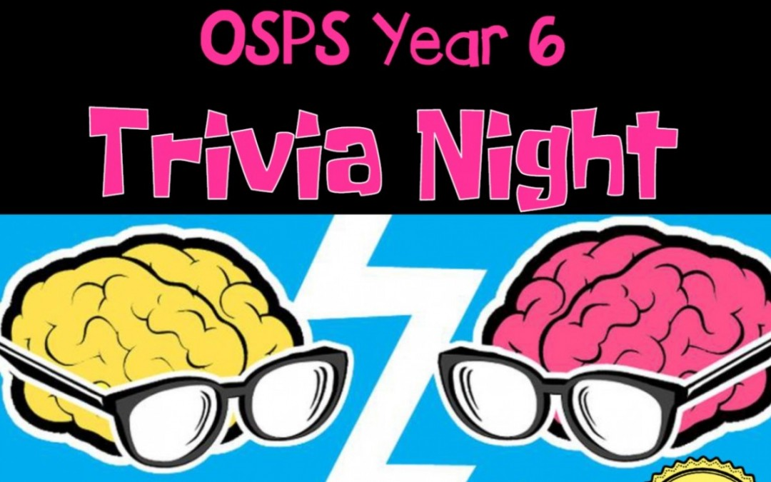 Year 6 Trivia Night