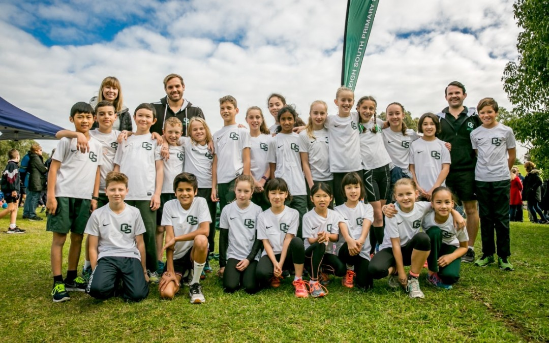 Divison Cross Country Results