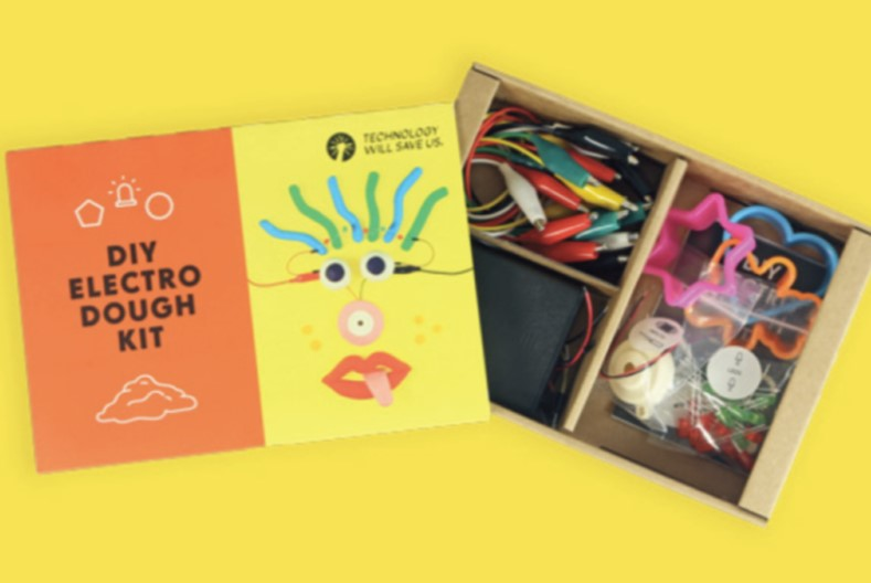 OSPS Wins Telstra Electro Dough Kits