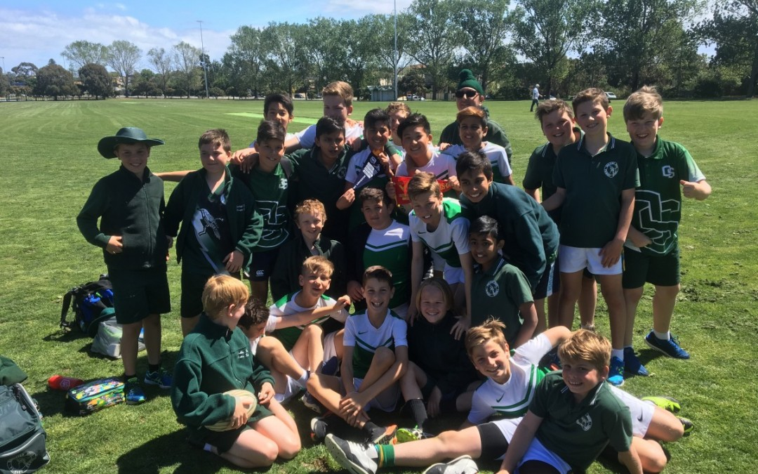 Tackle Rugby Runners Up