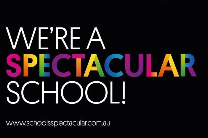 OSPS State School Spectacular Kids on Channel 7