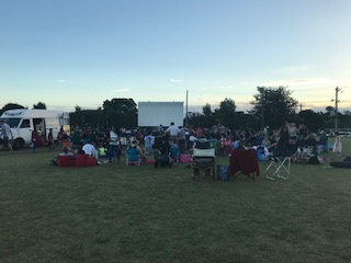 Cinema Under the Stars a 'Beary' Good Night