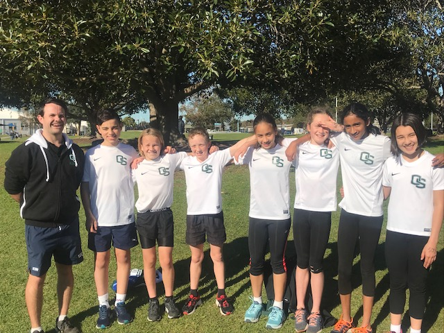 SMR CROSS COUNTRY RESULTS