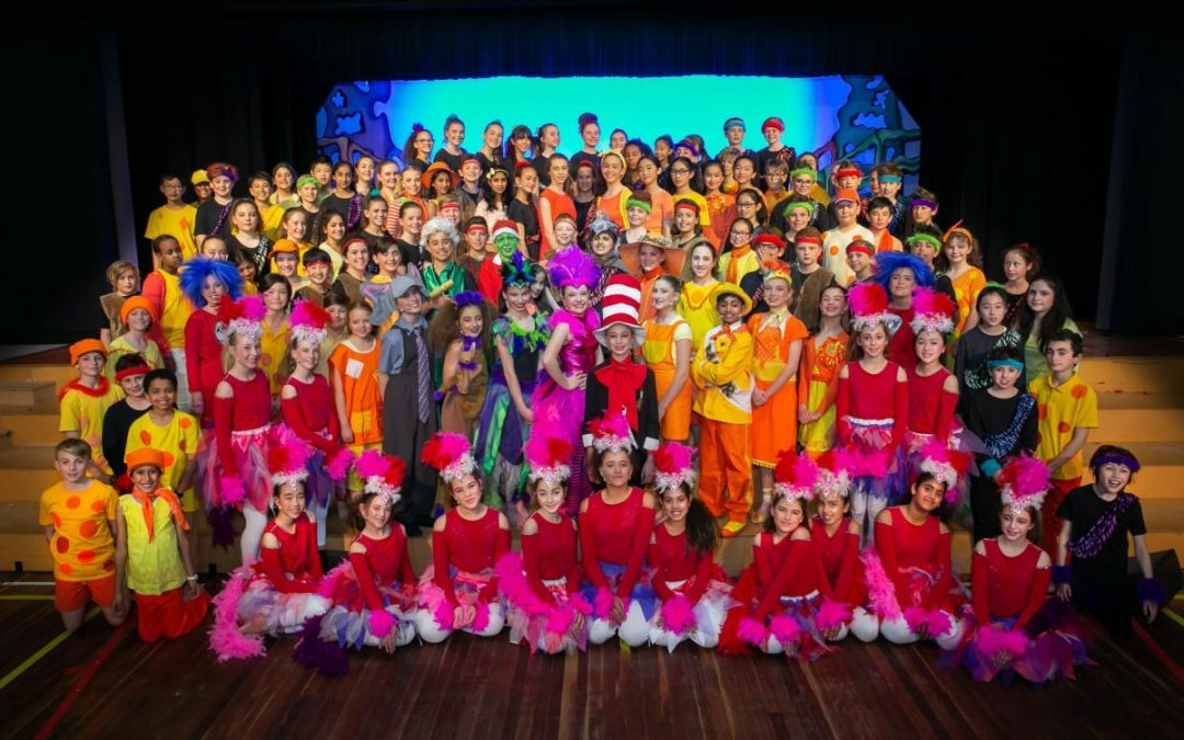 SEUSSICAL JR, OF THE PLACES YOU'LL GO