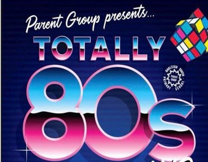 TOTALLY 80′ NIGHT