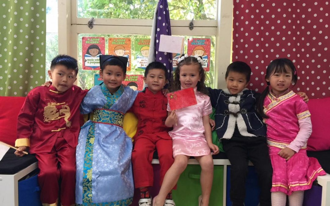 MULTIPLE FUN ON MULTICULTURAL DAY