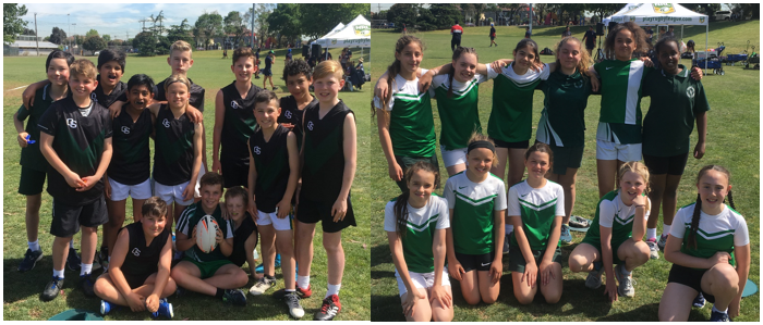RUGBY LEAGUE GALA DAY
