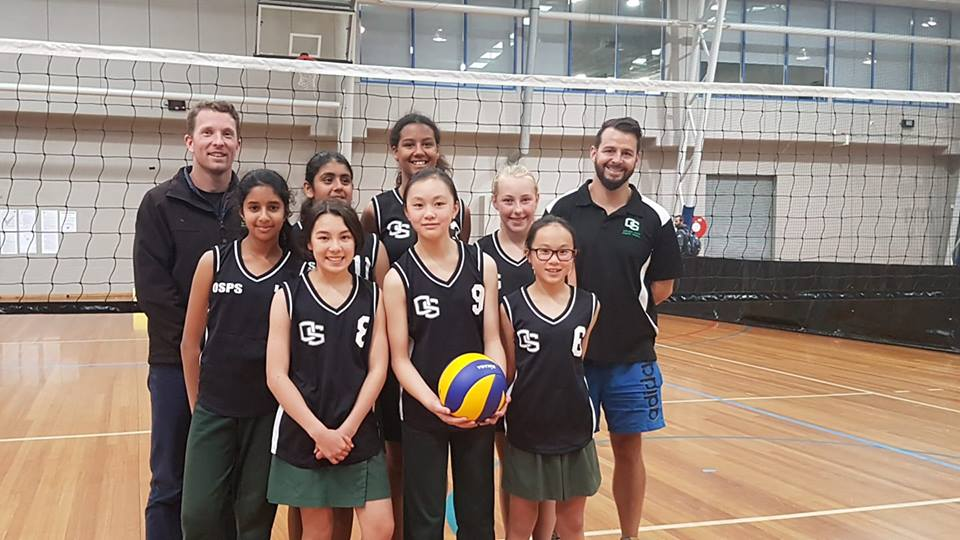 GIRL'S VOLLEYBALL 4th IN VICTORIA!