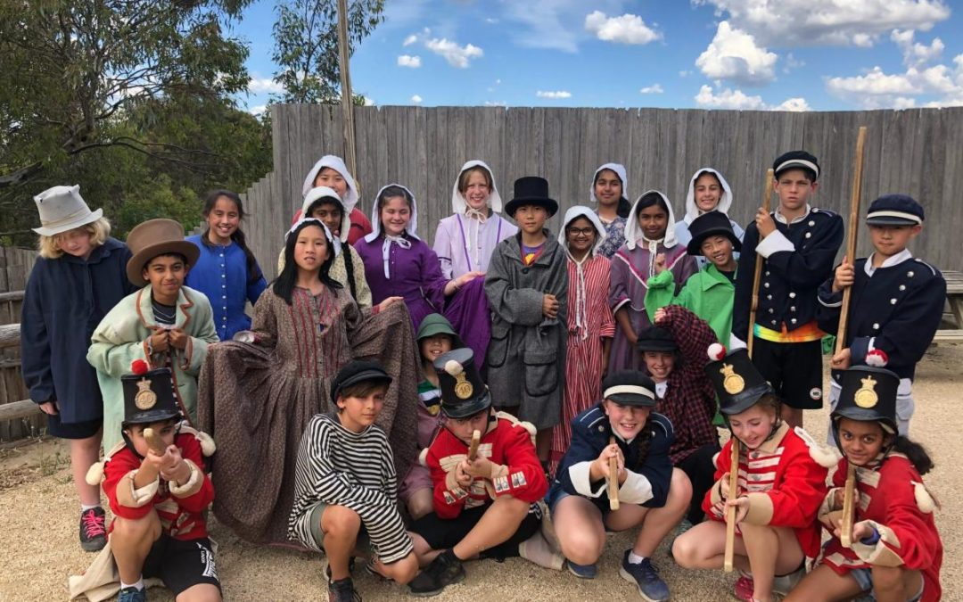 YEAR 5's @ SOVEREIGN HILL