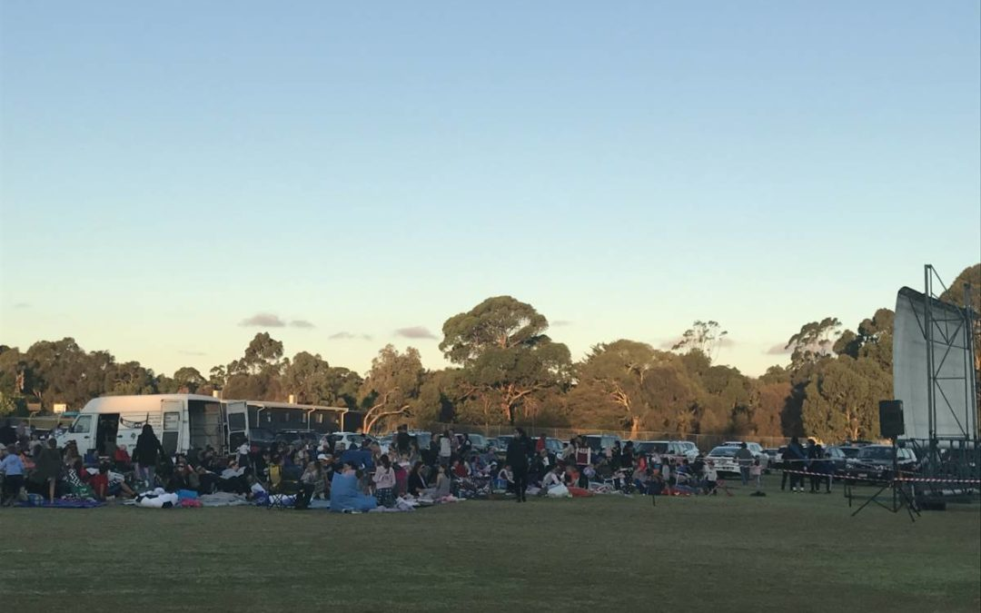 CINEMA UNDER THE STARS WRAP UP