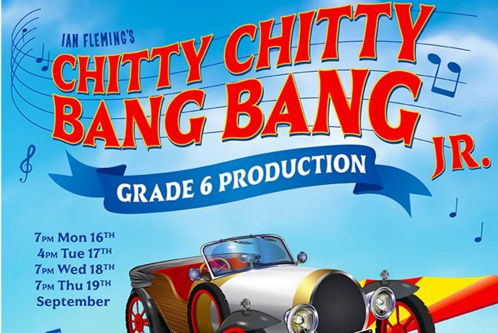 CHITTY CHITTY BANG BANG PRODUCTION