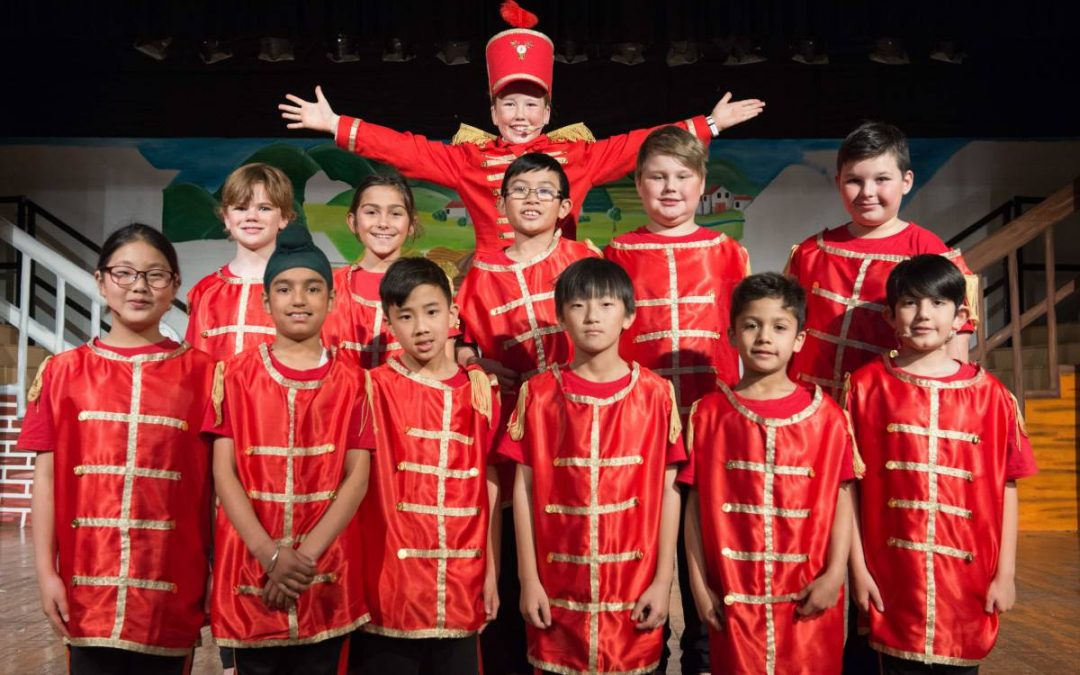 MUSIC MAN KIDS HITS THE HIGH NOTE!