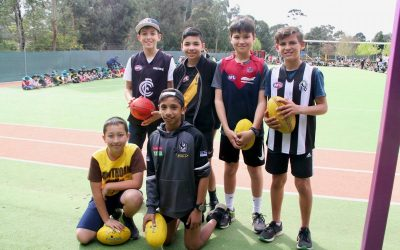 FOOTY DAY RAISES FUNDS FOR CANCER