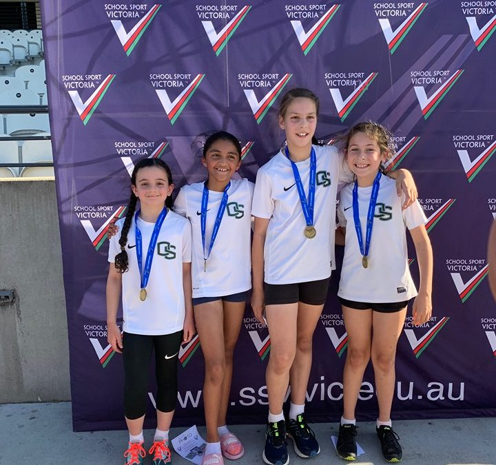 VICTORIAN STATE ATHLETICS WRAP UP