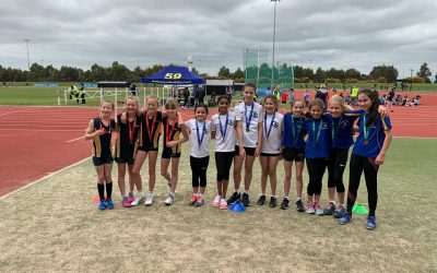 REGIONAL ATHLETICS WRAP