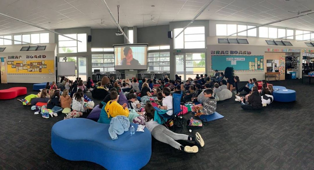 YEAR 6 MOVIE NIGHT