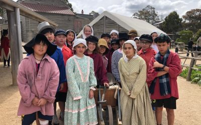YEAR 5 CAMP @ SOVEREIGN HILL