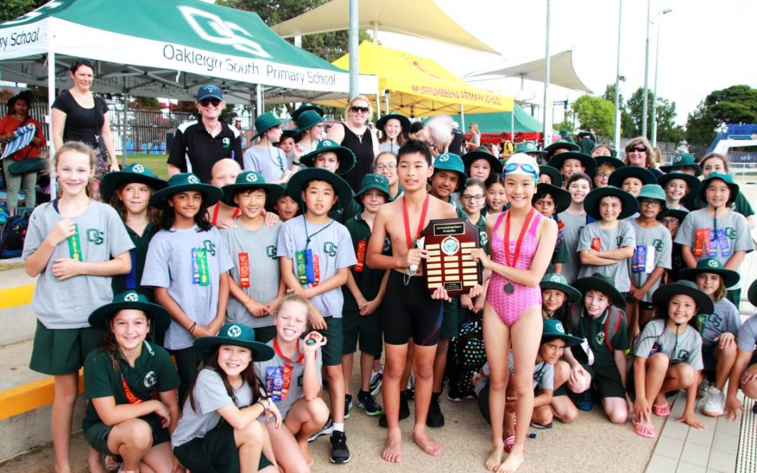 OSPS WINS BENTLEIGH DISTRICT SWIMMING SHIELD