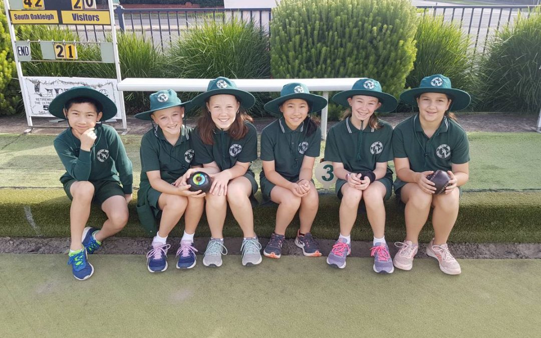 YEAR 5's LAWN BOWLS