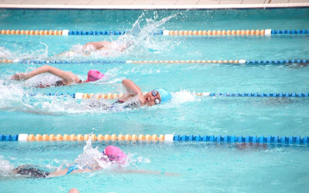 DISTRICT SWIMMING WRAP UP