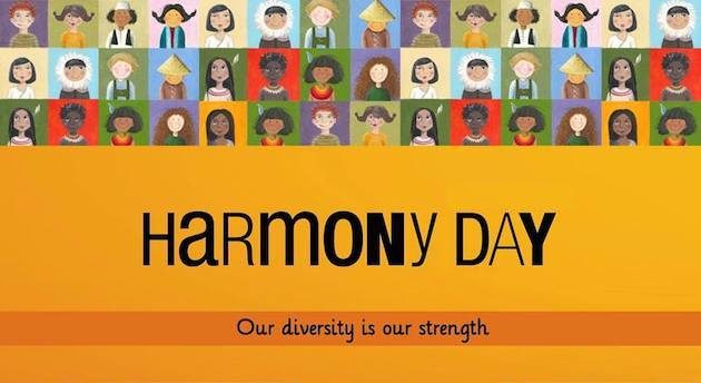 HARMONY DAY FROM HOME CHALLENGE