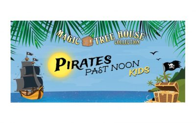 NEW DATES: YEAR 4 PRODUCTION: PIRATES PAST NOON KIDS