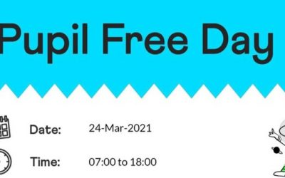 REMINDER CURRICULUM DAY WED 24th MARCH
