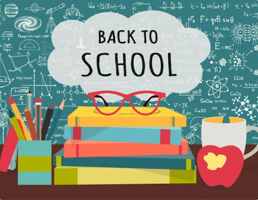 BACK TO SCHOOL FRIDAY 11TH JUNE