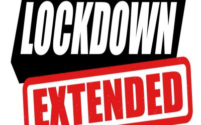 LOCKDOWN EXTENDED TO END OF TERM 3